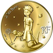 BE 2015 BE 2015 Le Petit Prince, face
