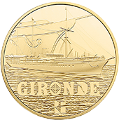 BE 2015 BE 2015 La Gironde, face